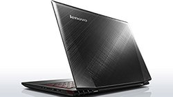 Lenovo Y50-70 Laptop - 59445918 - Black - UHD Display: DOORBUSTER - 4th Generation Intel Core i7-4720HQ Processor (2.60GHz 1600MHz 6MB)