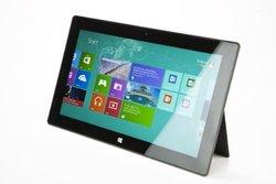 "Microsoft Surface Touch 10.6"" Tablet 32GB Windows 8 RT - Dark Titanium"
