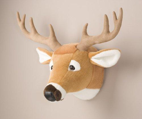 Deer Head Stuffed Animal Wall Mount Hunter Nursery Check Back Soon