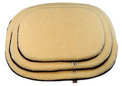 Comfort Pet Dog Cat Bed Soft Crate Mat Cushion and Cozy Crate Pad Nap Mat Medium, by Downtown Pet Supply