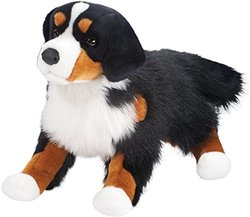 "Alps Bernese Mountatin Dog 20"" by Douglas Cuddle Toys"