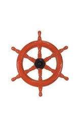Beistle - 55504 - Plastic Ships Helm - Pack of 24