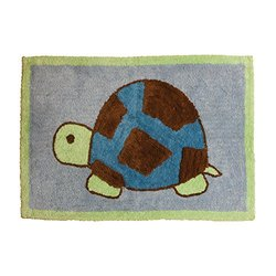Pam Grace Creations Mr. and Mrs. Pond Rug (Discontinued by Manufacturer)