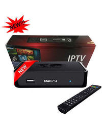 Infomir Mag 254 Full Hd Iptv Box Media Streamer