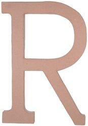 23.5 inch Paper Mache Letter: Large Letter R