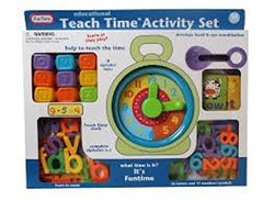 Funtime Teach Time Activity Set