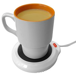 Evelots Electric Mug And Cup Beverage Warmer