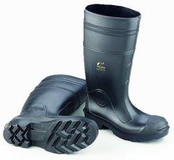 """Onguard 16""""""""H PVC Boots Plain Toe Black"""