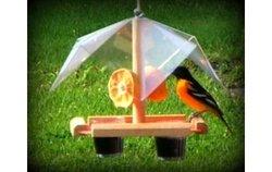 Looker Products SEBF21\x2fSE560 Oriole Buffet Bird Feeder; SEBF21/SE560