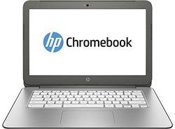 "HP 14"""" Chromebook 4GB 16GB Chrome OS - White/Silver (J9M89UA#ABA)"