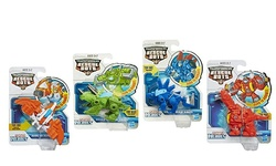 Playskool Transformers Rescue Bots Toys - Pack of 4