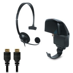 DreamGEAR 3 in 1 PS3 Gamer's Pack for PlayStation 3