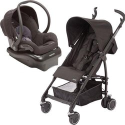 Maxi Cosi Kaia Stroller & Mico NXT Infant Car Seat Travel System TR296APU