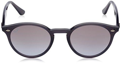 2a80fe81b77bf5 Ray-Ban Women s RB2180-601 71-49 Black Round Sunglasses - Check Back ...