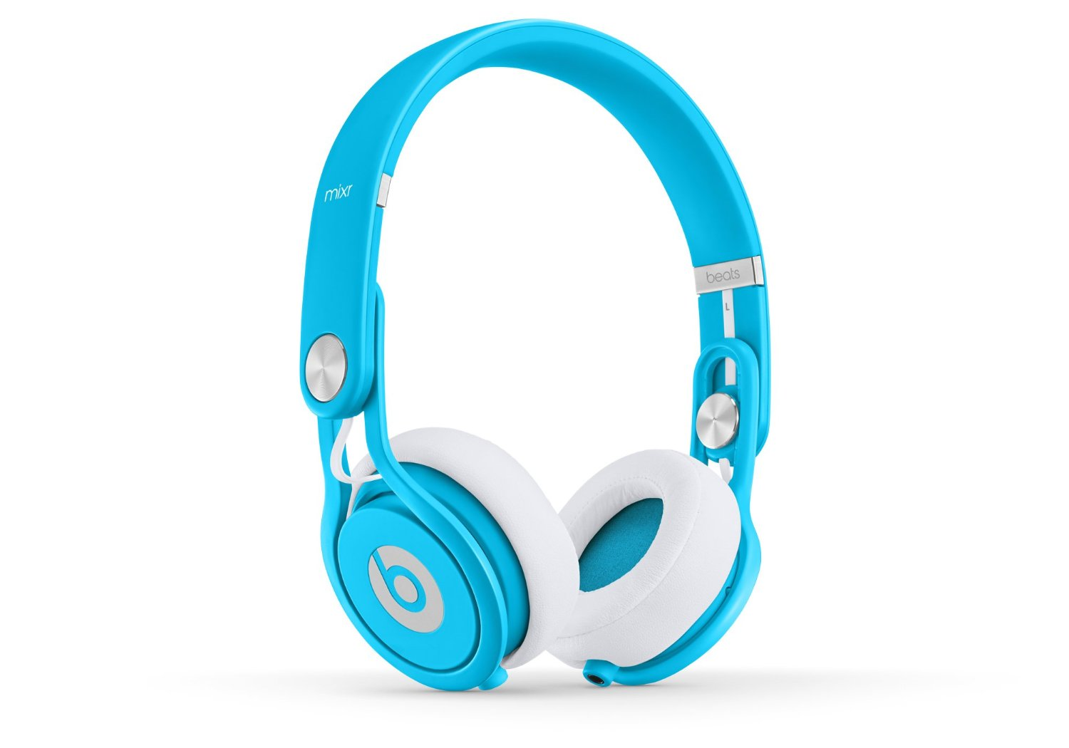 Beats By Dre Mixr DJ On-Ear Headphones - Neon Blue - Check Back Soon ... ef8f5024c