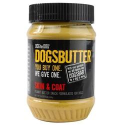 Dog for Dog Dogsbutter Peanut Butter Skin & Coat Dog Treat - 16 oz.