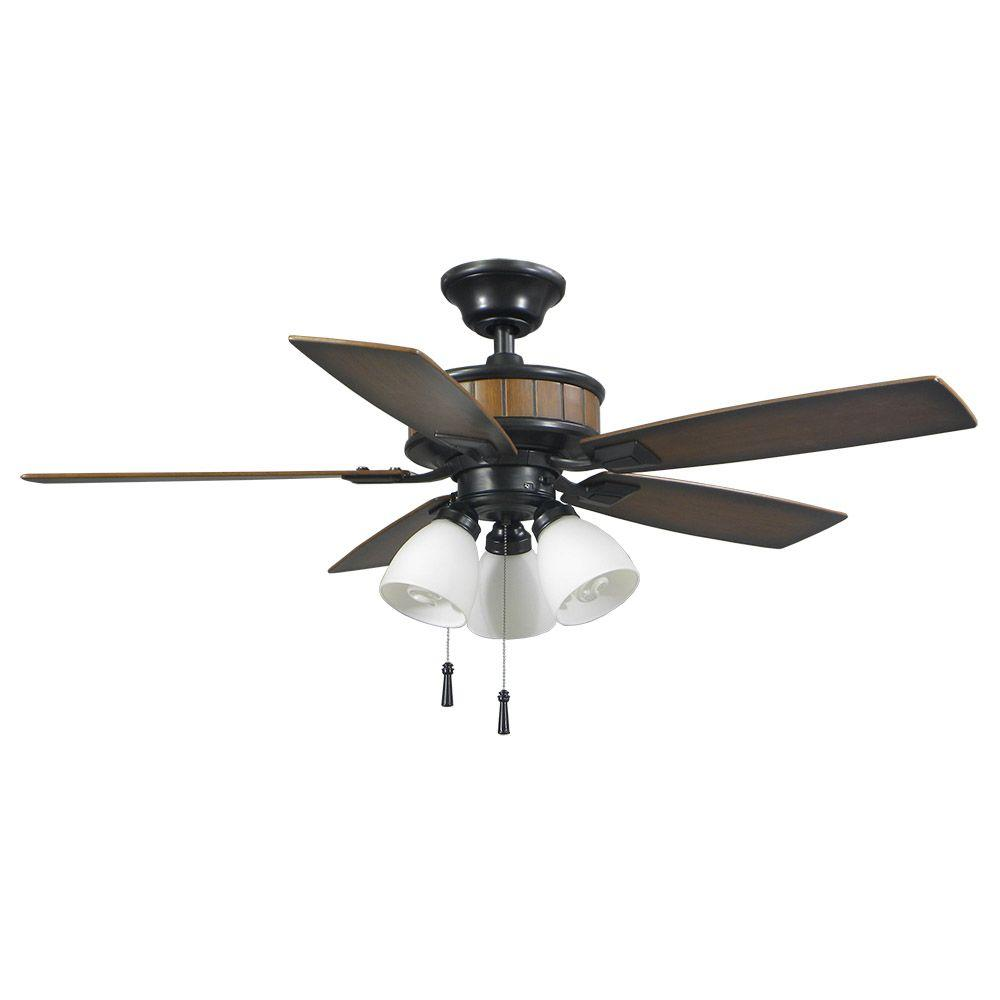 Hampton bay riverwalk natural iron ceiling fan with shatter shades hampton bay riverwalk natural iron ceiling fan with shatter shades 42 mozeypictures Images