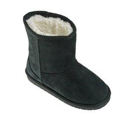 Dawgs Kids's Sheepdawgs Microfiber Boots - Black - Size: 5M