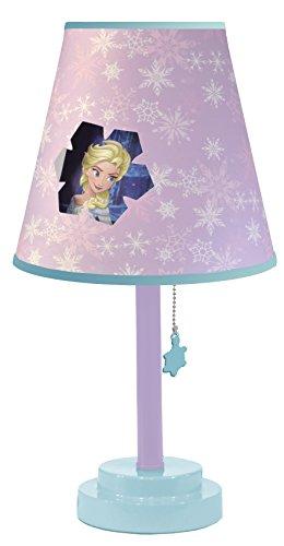 Disney Table Lamp : Table lamp disney frozen multi check back soon blinq