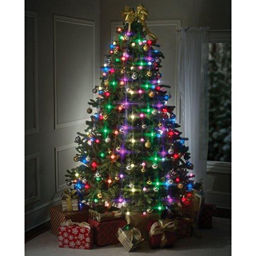 as seen on tv bulb head tree dazzler christmas tree light show