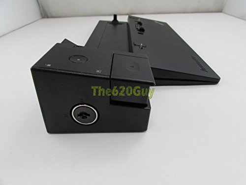Lenovo Ultra Dock Station SD20A06046 90W Type 40A2 - Black (FRU04W3956) -  Check Back Soon