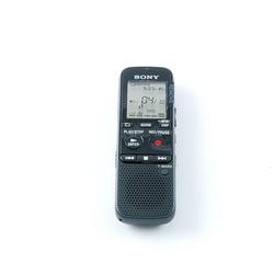 Sony Digital Voice Recorder - 4GB Internal Flash Memory/2 AAA Batteries