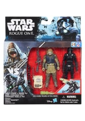 Star Wars Rogue One Imperial Death Trooper & Rebel Commando Pao Deluxe 1279379