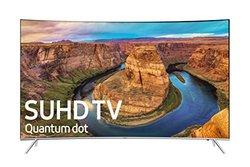 "Samsung KS8500 49"""" 2160p Curved SUHD Smart LED TV - 120Hz (UN49KS8500)"" 1281007"