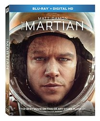 The Martian (Blu-ray) 1283284