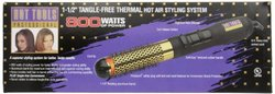 Hot Tools 1073 Tangle-Free Thermal Hot Air Styling System 800 Watt 1-1/2""