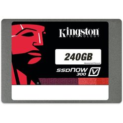 Kingston 240GB SSDNow V300 Internal Solid State Drive (SV300S37A/240G)