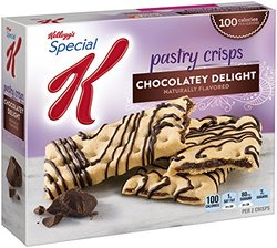 Kellogg's Special K 4.4 oz. Chocolatey Delight Pastry Crisps - 5-Count