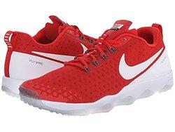 Nike Men's Zoom Hypercross TR - Red/White - Size: 10