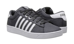 K-Swiss Hoke CMF Men's Sneakers - Charcoal - Size: 10.5