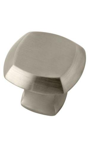 ... Delta Mandara Knob For Pivot Shower Door   Nickel ...