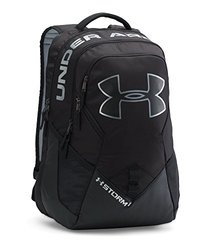 Under Armour Unisex Storm Big Logo IV Backpack - Black - One Size 1304600