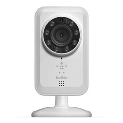 Belkin NetCam Wireless 700 TVL IP Video Surveillance Camera (F7D7601)