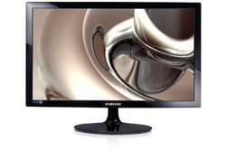 """Samsung Simple 21.5"""" Widescreen LED Monitor (S22D300HY)"""
