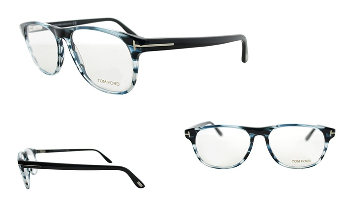381ad80443 Tom Ford Optical Frames for Men and Women (FT 5362 090 55mm) - Check ...