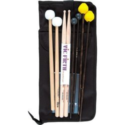 Vic Firth - Education Pack 2 Drumsticks (4-Count) - Natural