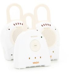 Sony 900 Mhz Dual Receiver Baby Monitor System