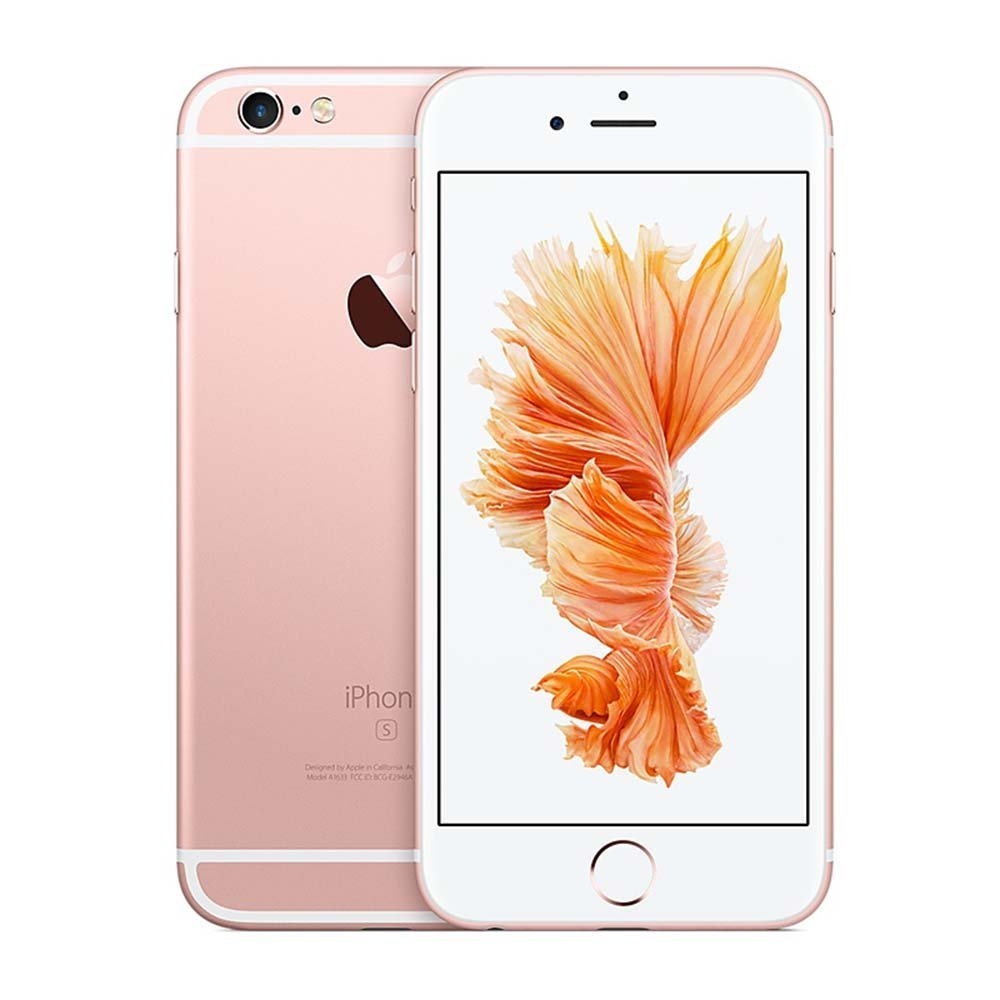 ... Unlocked Apple iPhone 6s Plus 32GB Smartphone - Rose Gold (MN372LL/A)  ...