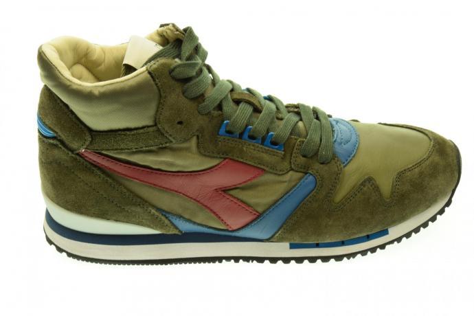 Heritage Exodus Sneakers - Green