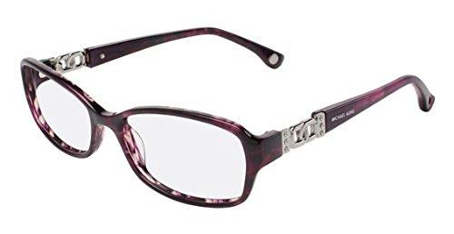 43c9a5d3de7 Michael Kors Women s Optical Frames - Burgundy - 54mm (MK217502 ...