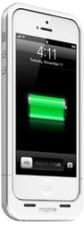 Mophie Juice Pack External Battery Case for iPhone 5 -White (JPS-IP5-WHT)