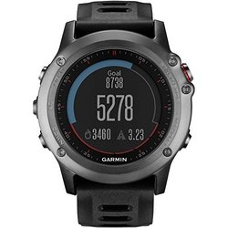 Garmin Fenix 3 Training Watch, Gray