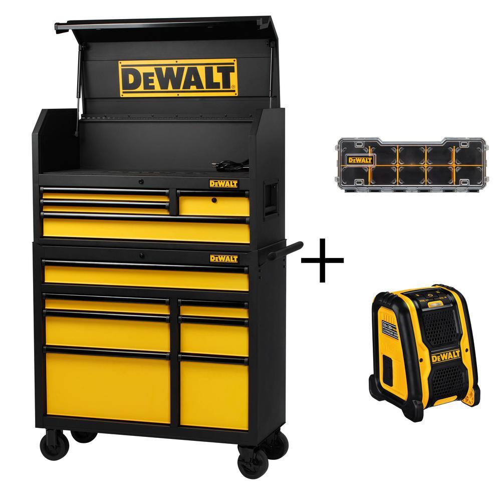 Dewalt 36 Heavy Duty Roller Cabinet Dewalt Dwmt78074d