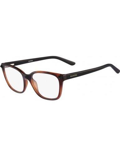 1413e16bd6 Valentino Women s V2677 52mm Eyeglasses - Frame  Havana Black ...
