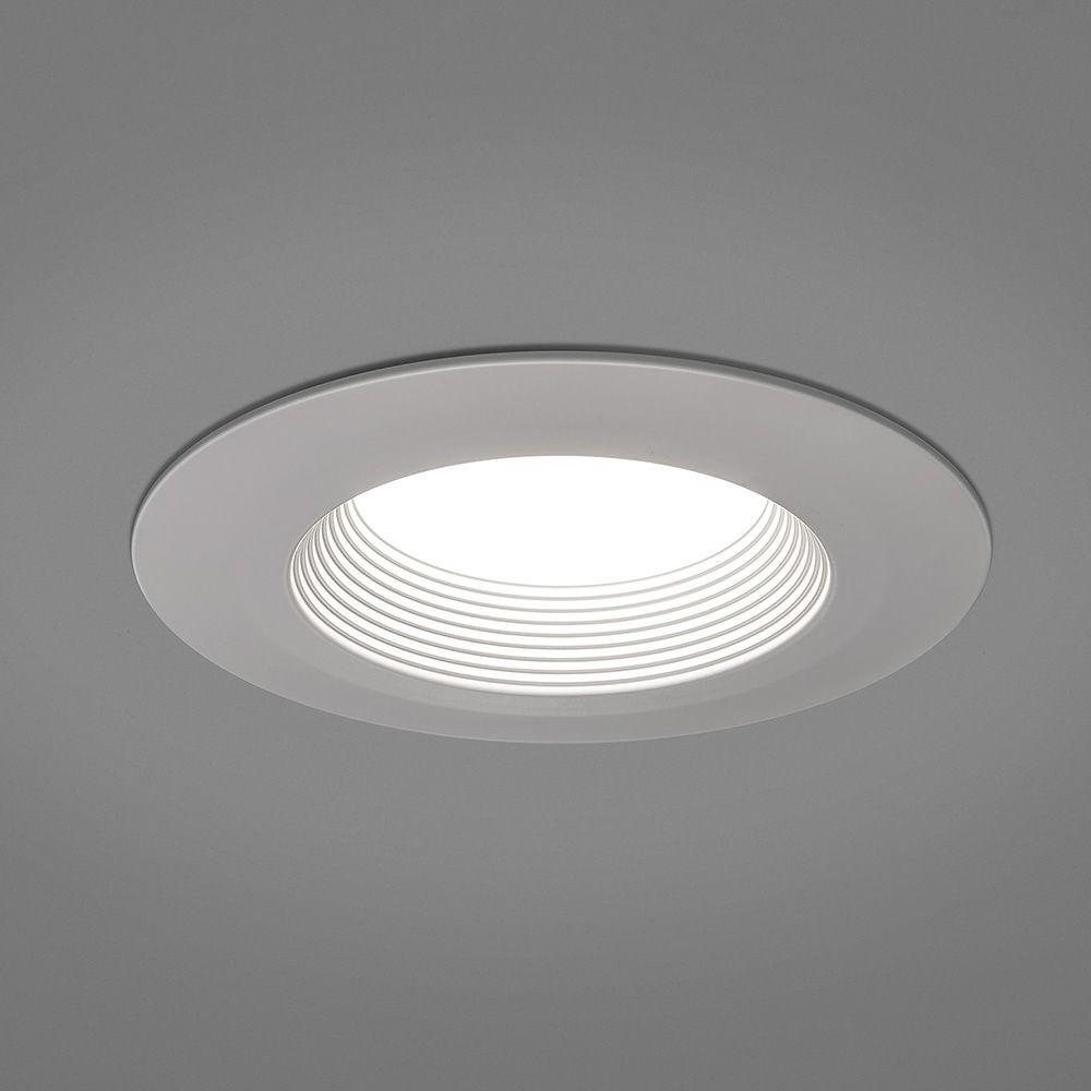 Commercial Electric 5 Quot Amp 6 Quot Recessed Smart Led Downlight