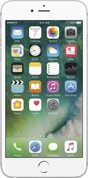 Unlocked Apple Iphone 6s Plus 32GB iOS Smartphone - Silver (MN352LL/A)